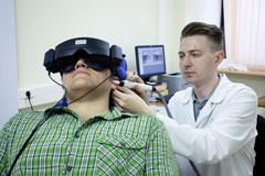 Акция «Первичное обследование при головокружении и ушном шуме»