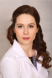 Агафонова Елена Владимировна