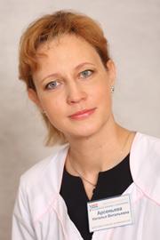 Арсеньева Наталья Витальевна