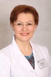 Кириллова Ольга Юрьевна