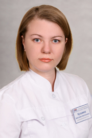 Кузьмина Анастасия Анатольевна