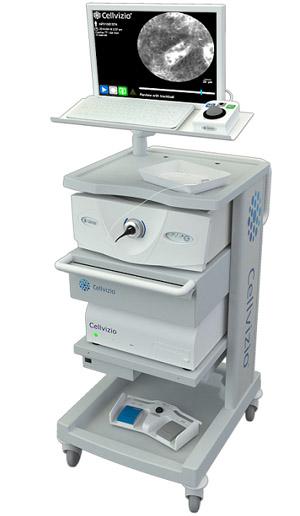 Конфокальный лазерный эндомикроскоп CELLVIZIO